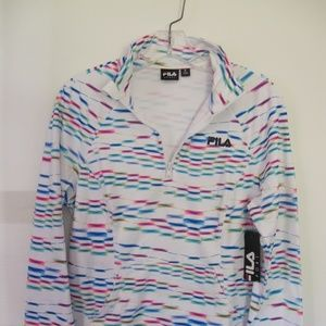 FILA SPORT SWEATSHIRT NEW COLORFUL